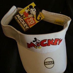 Mickey Mouse visor